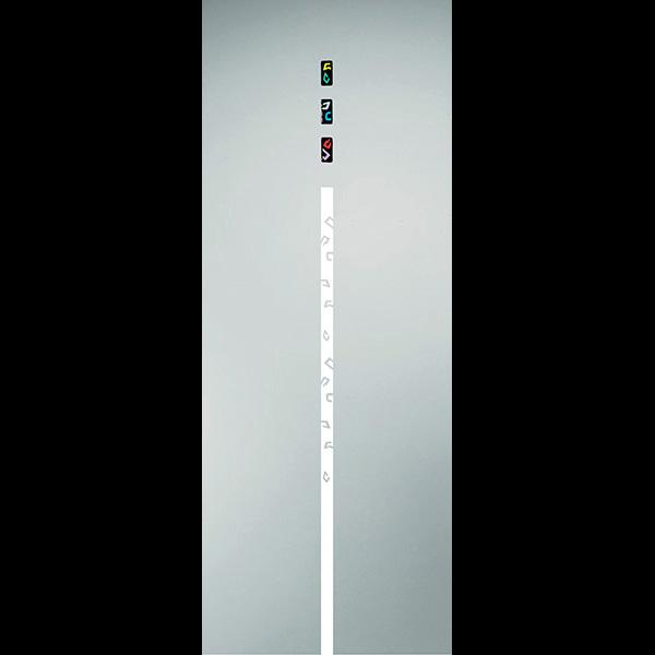R810 STELE 2 - COLL. SEGNI DI VETRO