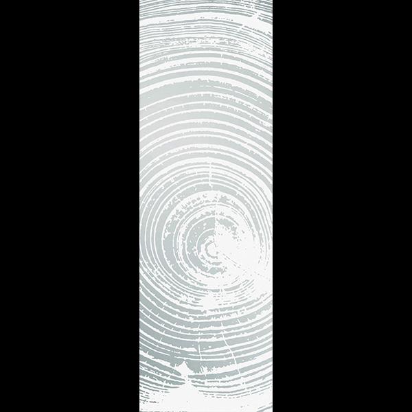 D201 SPIRIT BIANCO - COLL. SEGNI DI VETRO