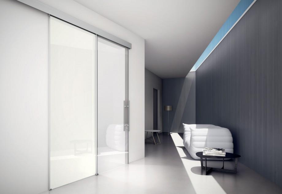 Porte scorrevoli a scomparsa collezione sinea - Porte a specchio a scomparsa ...